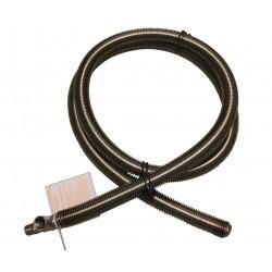 flexibler Kühlschlauch 2.5 m B25 bis 1.500 l 1/2 ''G IG / AG