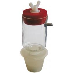 Füllstandsanzeige für Barriques, H 150, Ø 60 mm Acrylglas 150 ml