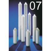Endfilterkerzen: Standard-Adapter P7