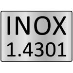 Schauglas-Zwischenstück NW 25 AG/IG
